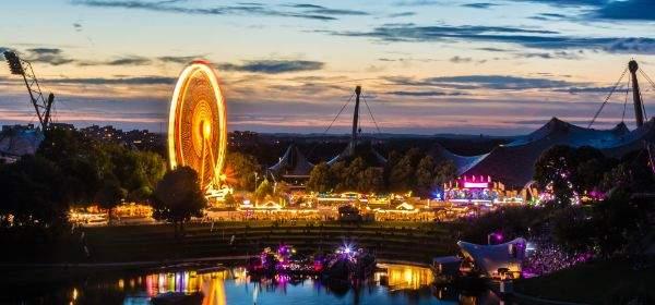 Sommerfestival im Olympiapark