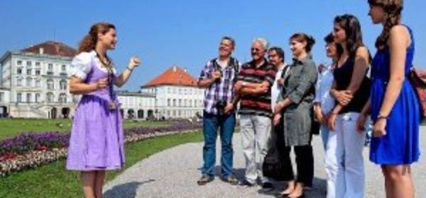 München Tourismus: Gästeführung Schloss Nymphenburg