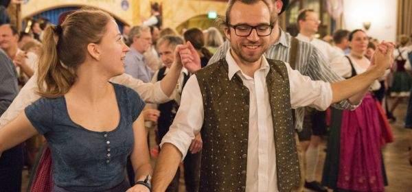 Stadtgründungsfest Tanzvergnügen