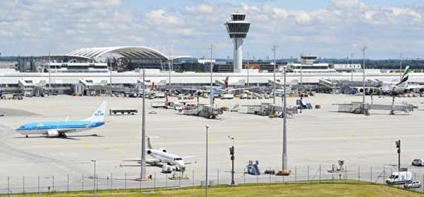 Airport-Live-Tour am Flughafen München