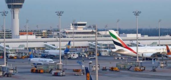 XXL-Tour am Flughafen München